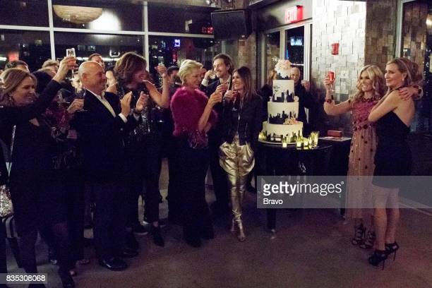 CITY 'Thank You and Good Night' Episode 919 Pictured Luann D'Agostino Dorinda Medley Carole Radziwill Tinsley Mortimer Sonja Morgan