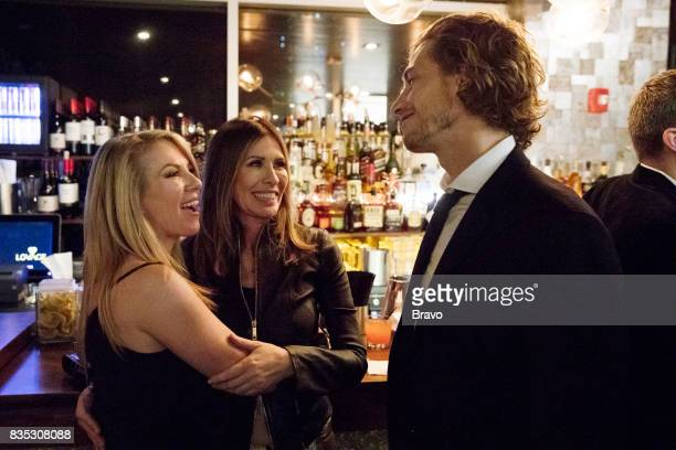 CITY 'Thank You and Good Night' Episode 919 Pictured Ramona Singer Carole Radziwill Adam Kenworthy