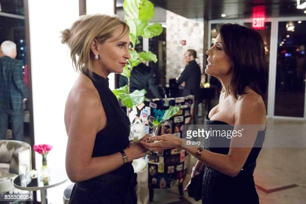 CITY 'Thank You and Good Night' Episode 919 Pictured Sonja Morgan Bethenny Frankel