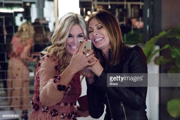 CITY 'Thank You and Good Night' Episode 919 Pictured Tinsley Mortimer Carole Radziwill