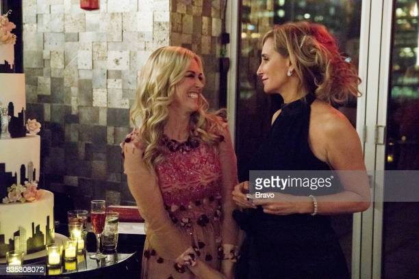 CITY 'Thank You and Good Night' Episode 919 Pictured Tinsley Mortimer Sonja Morgan