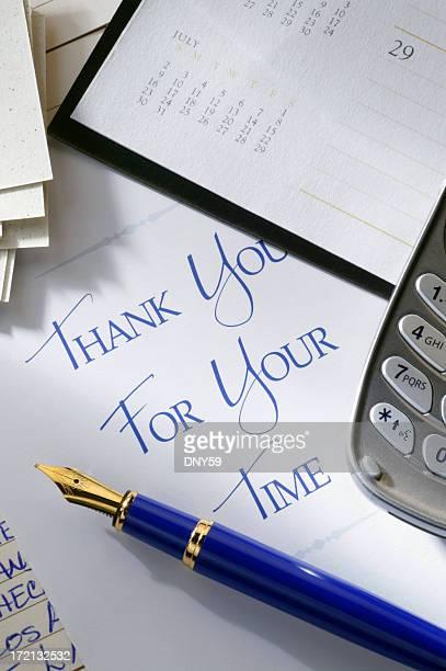 Vielen Dank für Ihre Zeit