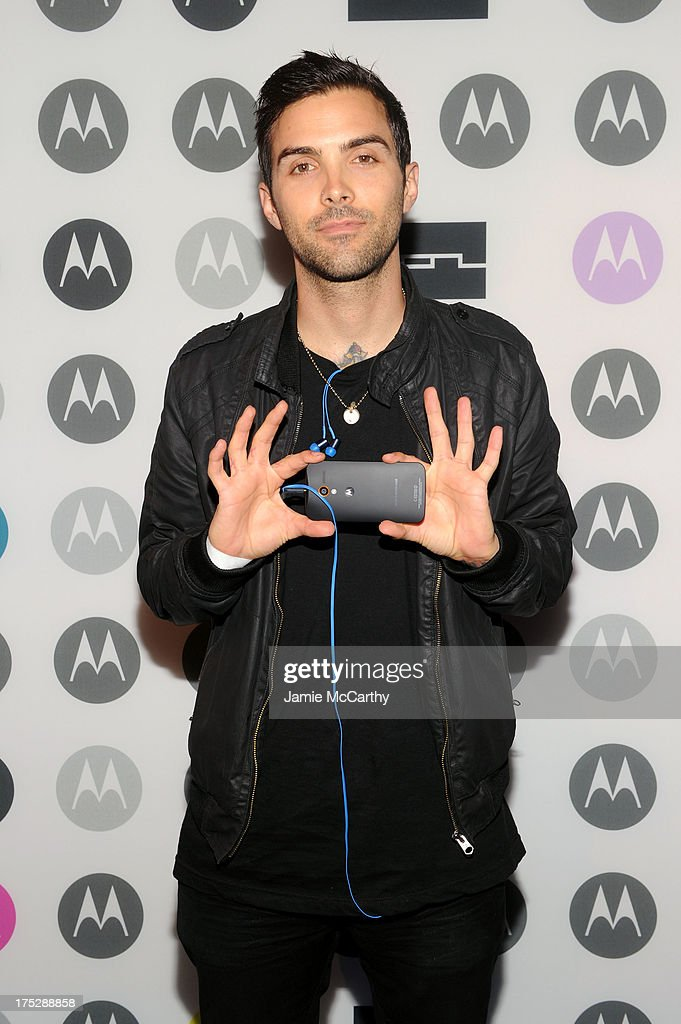 Thank You X attends Moto X Launch Event on August 1, 2013 in New York City.