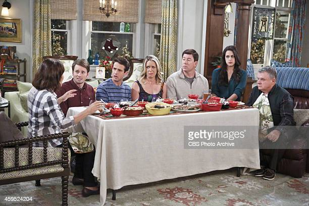'Thanks A Lot Ronny' Pictured Laurie Metcalf as Marjorie Tyler Ritter as Ronny Joey McIntyre as Gerald Jessica St Clair as Katrina Jimmy Dunn as Sean...