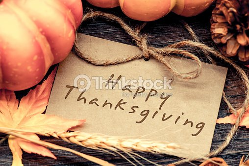 Thanksgiving Background Harvest Vintage And Country Style Stock Photo
