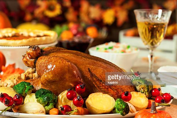 Thanksgiving-Abendessen