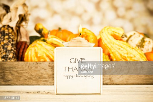 Thanksgiving Message: Give Thanks