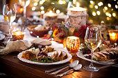 Thanksgiving Turkey Dinner