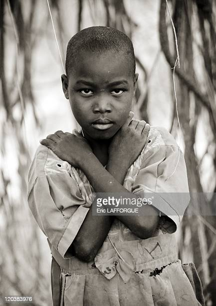 Tharaka girl in Kenya on July 11 2009 The Tharaka live on the eastern side of Mount Kenya About 10% of them live in towns the rest in the villages of...