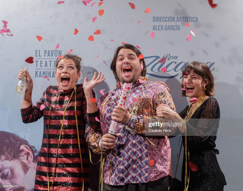 'El Amante' Madrid Premiere