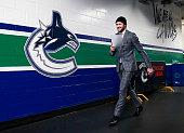 CAN: Nashville Predators v Vancouver Canucks
