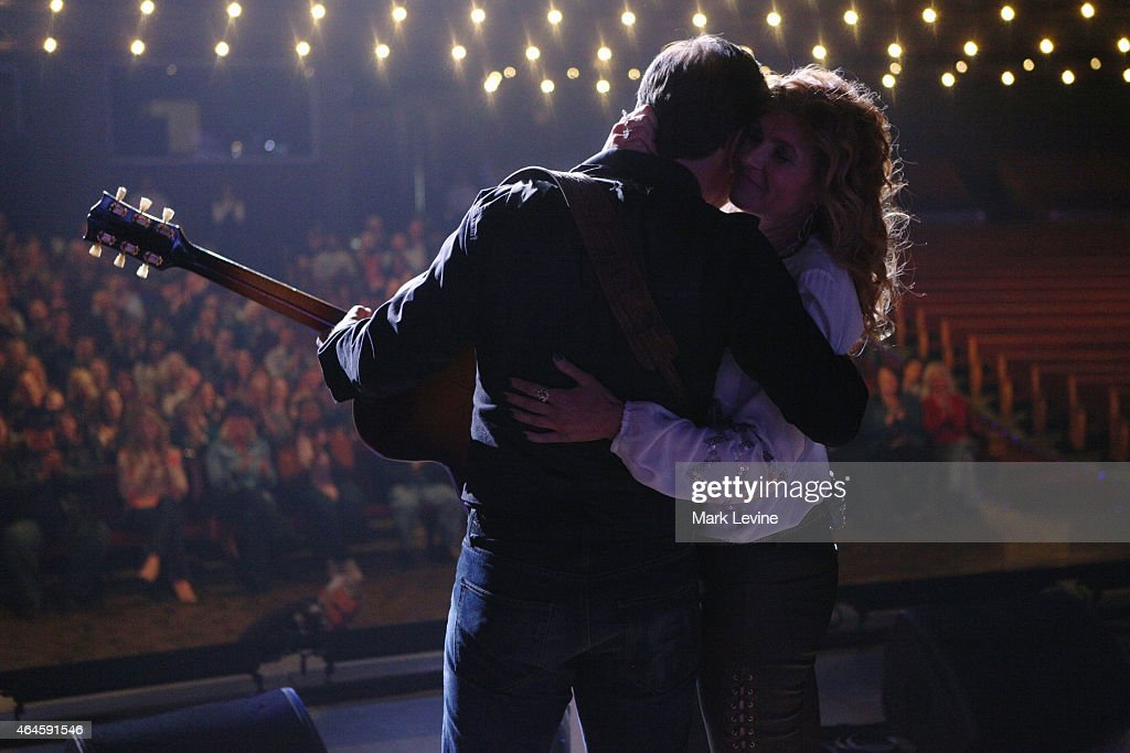 NASHVILLE - 'That's the Way Love Goes' - Rayna's anniversary of her induction into the Grand Ole Opry is cause for celebration and guest starring cameos by country stars Vince Gill and Lorrie Morgan as themselves. Rayna reaches out to Deacon and her daughters to perform with her, prompting the girls' hopes of the couple reuniting romantically. Will is uncomfortable when he's paired with an out gay man to collaborate on songwriting. Sadie is interviewed by Robin Roberts on 'Good Morning America' and goes public about her private battle, on 'Nashville,' WEDNESDAY, MARCH 4 (10:00-11:00 p.m. ET) on the ABC Television Network.