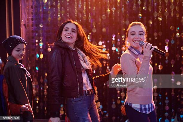 BABYSITTING The 100th Disney Channel Original Movie 'Adventures in Babysitting' is a contemporary reimagined tale of the hugely popular 1980s film of...