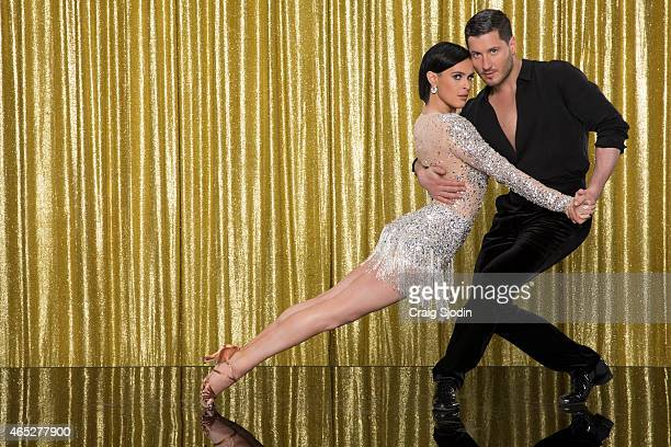CHMERKOVSKIY The 10th anniversary celebrity cast of 'Dancing with the Stars' is strapping on their ballroom shoes and getting ready for their first...