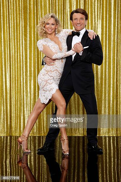 JOHNSON The 10th anniversary celebrity cast of 'Dancing with the Stars' is strapping on their ballroom shoes and getting ready for their first dance...