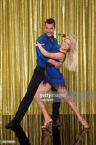 CARSON The 10th anniversary celebrity cast of 'Dancing with the Stars' is strapping on their ballroom shoes and getting ready for their first dance...