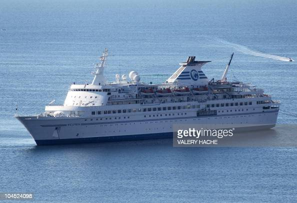 The Meter Delphin Cruise Ship Flyin Pictures Getty Images - Flying cruise ship