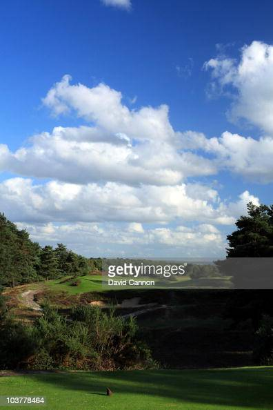 Sunningdale Golf Club New Course Pictures Getty Images
