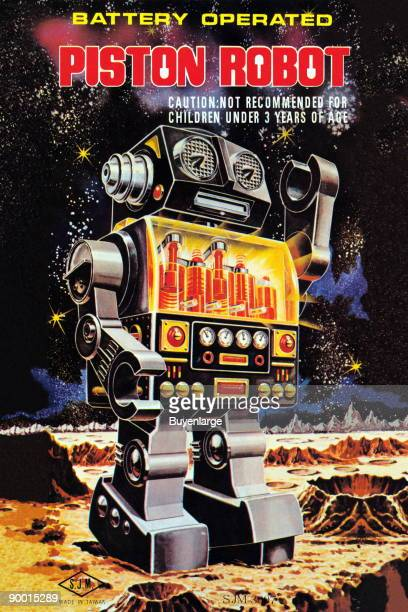 The 1950's was a time of wonder and the universe was the focus of many young imaginations Hollywood adopted science fiction and the toy industry...