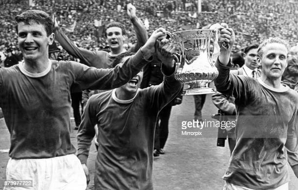 The 1966 FA Cup Final Contested by Everton and Sheffield Wednesday at Wembley Everton won 32 14th May 1966