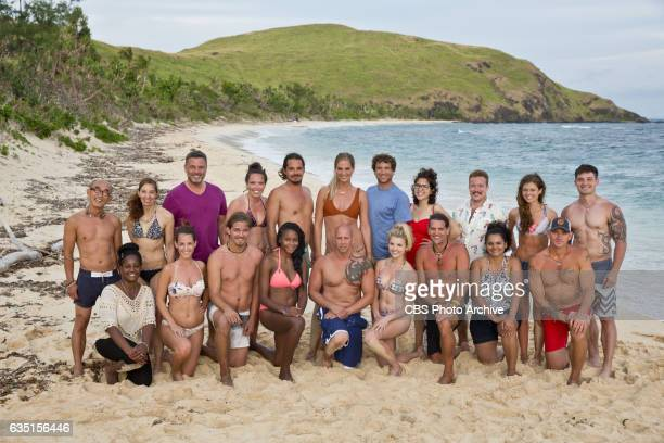 The 20 castaways competing on SURVIVOR this season themed 'Game Changers' when the Emmy Awardwinning series returns for its 34th season with a...