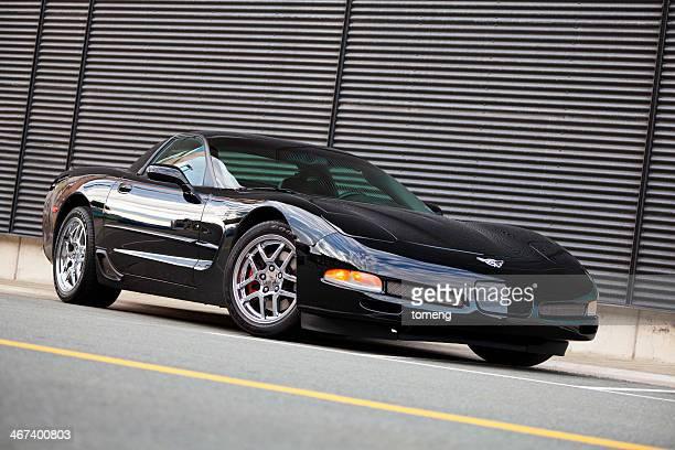 The 2003 Chevrolet Corvette Z06