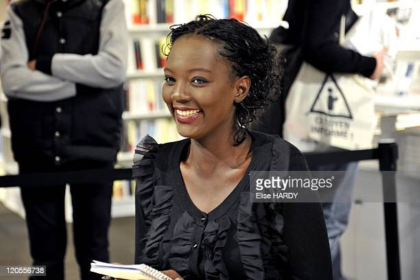 The 2011 Paris Book Fair from 18th to 21st March in Paris France Rama Yade born Ramatoulaye Mame Yade on December 13 1976 in Dakar Senegal is a...