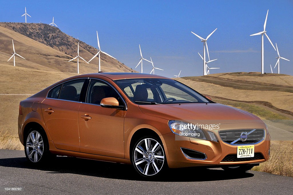 Fotos E Imagens De Volvo S Test Drive Getty Images