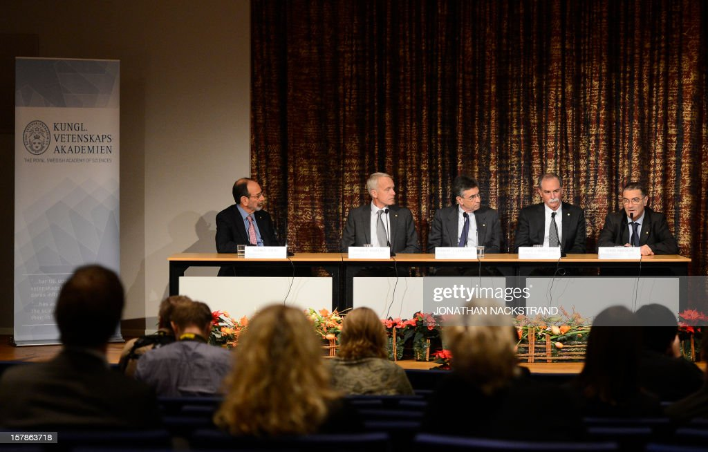 the nobel prize winners in economic The laureates of the nobel prize in economics displayed on the screen, william nordhaus, left, and paul romer during a press conference at the the royal swedish academy of sciences in stockholm.