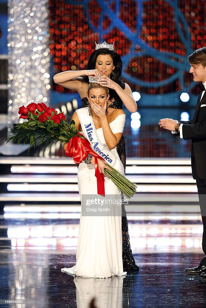 COMPETITION - 'The 2013 Miss America Competition' was telecast live from the Planet Hollywood Resort & Casino in Las Vegas on SATURDAY, JANUARY 12, 2013 (9:00-11:00 p.m., ET) on the ABC Television Network. MISS