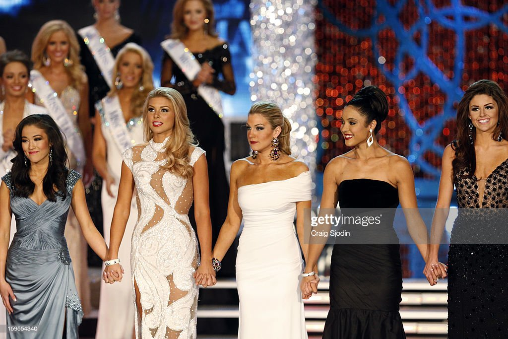 COMPETITION - 'The 2013 Miss America Competition' was telecast live from the Planet Hollywood Resort & Casino in Las Vegas on SATURDAY, JANUARY 12, 2013 (9:00-11:00 p.m., ET) on the ABC Television Network. MADDEN