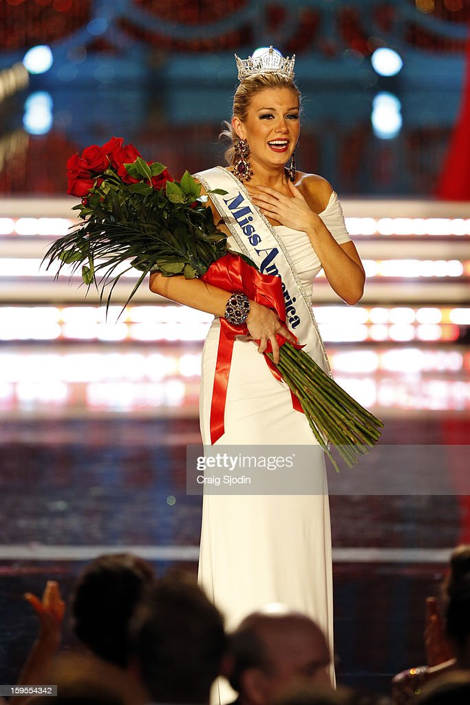COMPETITION - 'The 2013 Miss America Competition' was telecast live from the Planet Hollywood Resort & Casino in Las Vegas on SATURDAY, JANUARY 12, 2013 (9:00-11:00 p.m., ET) on the ABC Television Network. HAGAN