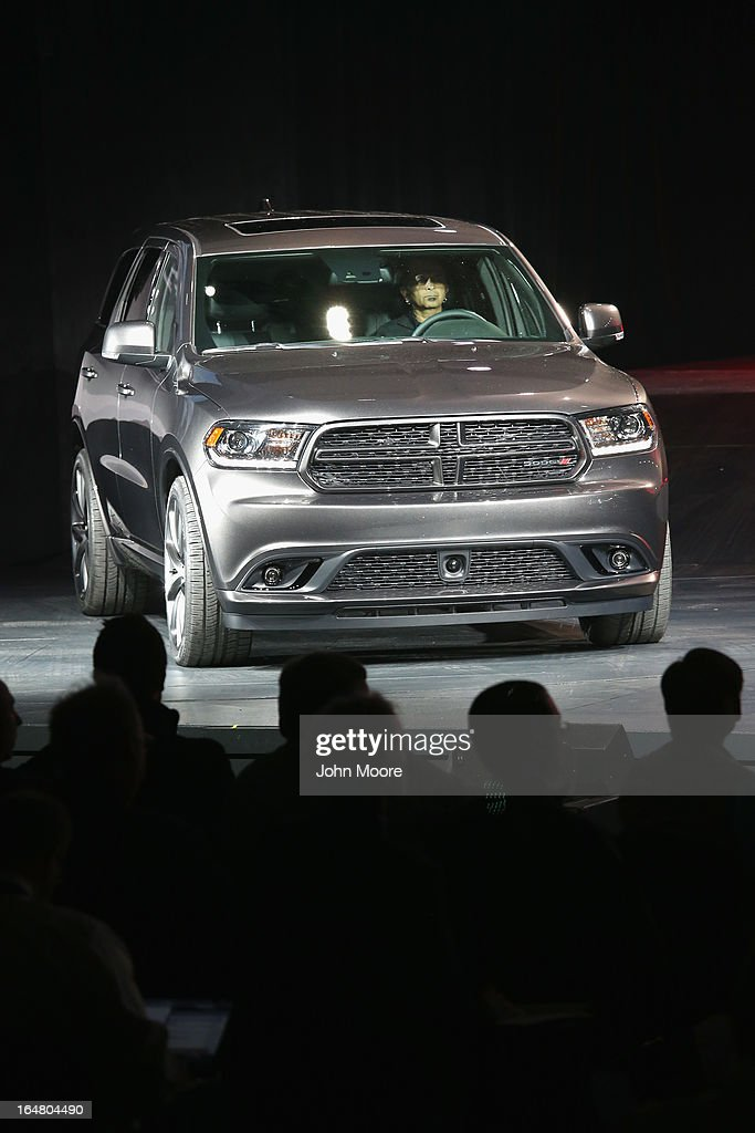 The 2014 Dodge Durango Citadel is introduced to the media at the New York Auto show on March 28, 2013 in New York City. The 113th annual auto show is open to the public from March 29-April 7 and features more than 1,000 cars plus the latest automotive technology.