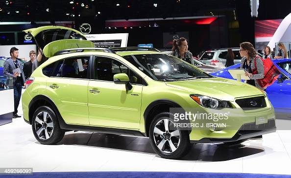 Subaru Of America Stock Photos And Pictures Getty Images