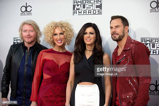 AWARDS The '2015 American Music Awards' which will broadcast live from the Microsoft Theater in Los Angeles on Sunday November 22 at 800pm ET on ABC