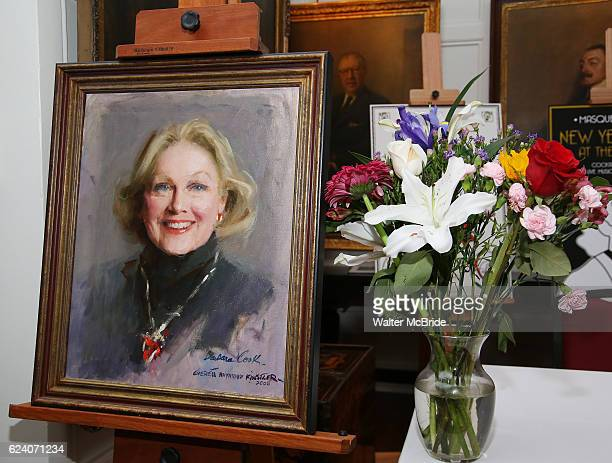 The 2016 Helen Hayes Award Dinner honoring Barbara Cook at The Players Club on November 17 2016 in New York City