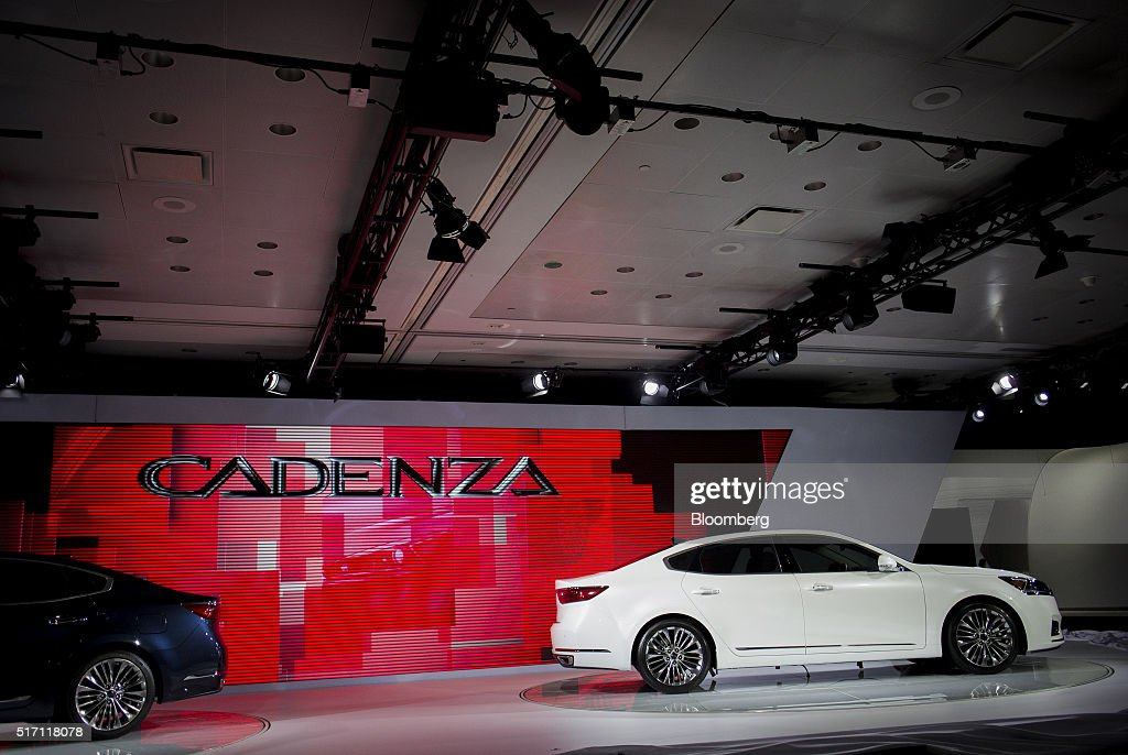 Inside The 2016 New York International Auto Show Getty