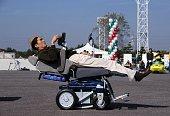 The 22Th 'Toyota Idea Olympics' In Toyota City Japan On November 08 1997 The 22th 'Toyota Idea Olympics'