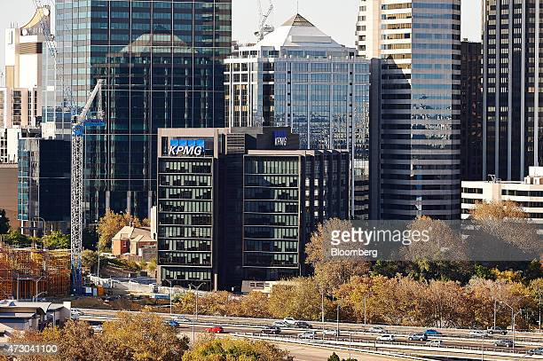 Kpmg offices stock photos and pictures getty images for 235 st georges terrace