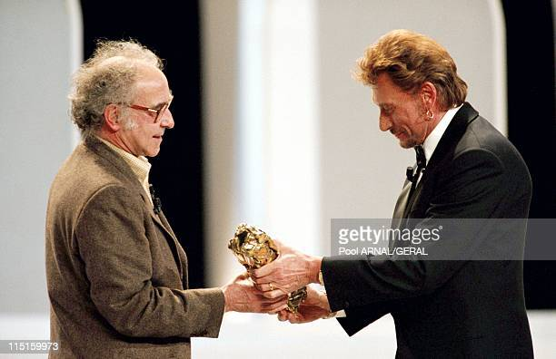 The 23rd Cesar Awards Ceremony in Paris France in February 1998 JeanLuc Godard will receive an Honorary Oscar for his entire career on November 13...