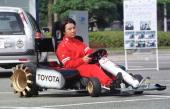 The 24Th Toyota Idea Olympics At Toyota Motor Corporation In Toyota City Japan On November 06 1999 Excellence Award 'Slalom Slider'