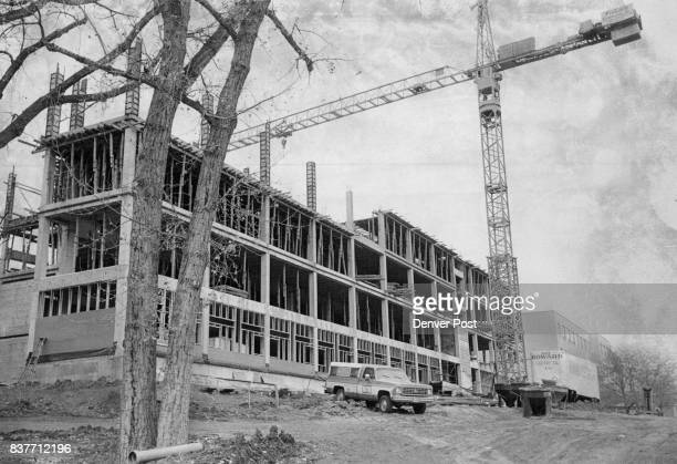 The $33 million fivestory structure is being built on the Colorado School of Mines campus for 30year lease to the USGS It will house the global...