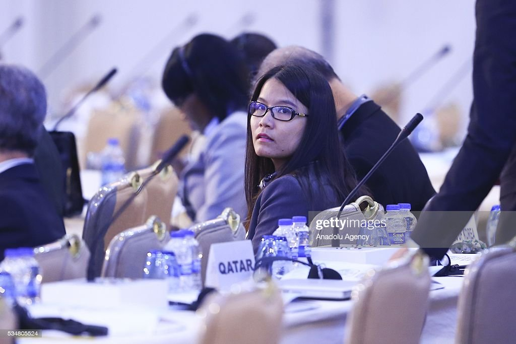 The 3rd general session of the Midterm Review of the Istanbul Programme of Action is held at Titanic Hotel in Antalya, Turkey on May 28, 2016. The Midterm Review conference for the Istanbul Programme of Action for the Least Developed Countries takes place in Antalya, Turkey from 27-29 May 2016.