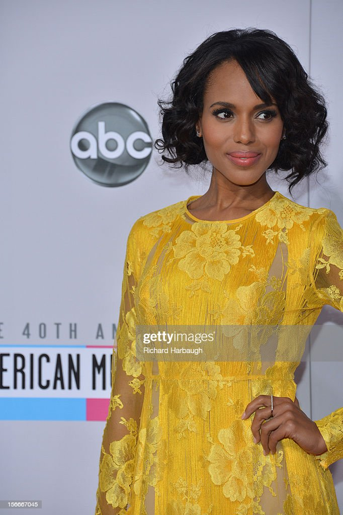 ARRIVALS - 'The 40th Anniversary American Music Awards' broadcast live from the NOKIA Theatre L.A. LIVE on SUNDAY, NOVEMBER 18 (8:00-11:00 p.m., ET/PT) on ABC. KERRY
