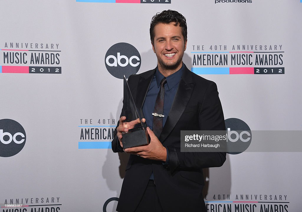 AWARDS - GENERAL - 'The 40th Anniversary American Music Awards' broadcast live from the NOKIA Theatre L.A. LIVE on SUNDAY, NOVEMBER 18 (8:00-11:00 p.m., ET/PT) on ABC. LUKE
