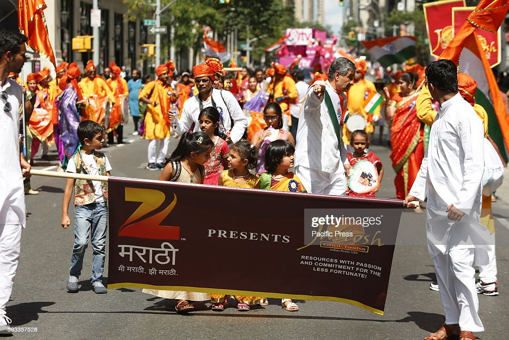 The 46th annual India Day parade along Madison Avenue is the nation's largest public event devoted to the culture ethnicity of the subcontinent...