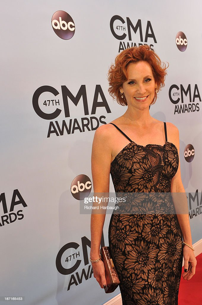 ARRIVALS - 'The 47th Annual CMA Awards' airs live from the Bridgestone Arena in Nashville on WEDNESDAY, NOVEMBER 6 (8:00-11:00 p.m., ET) on the ABC Television Network. JUDITH