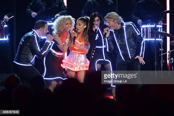 AWARDS 'The 48th Annual CMA Awards' airs live from the Bridgestone Arena in Nashville on WEDNESDAY NOVEMBER 5 on the ABC Television Network