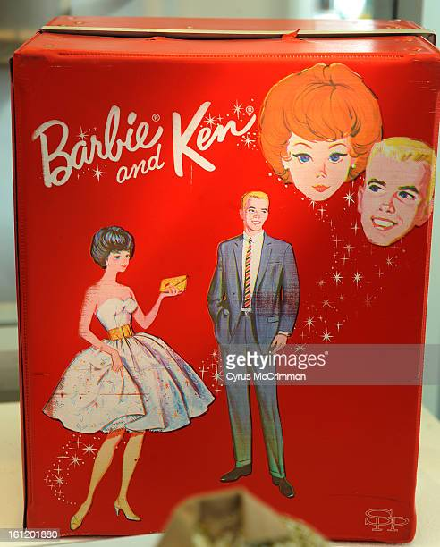 The 50th anniversary of the Ken doll is this year and the Lakewood's Heritage Center 20th Century Museum has several Barbie and Ken dolls on display...