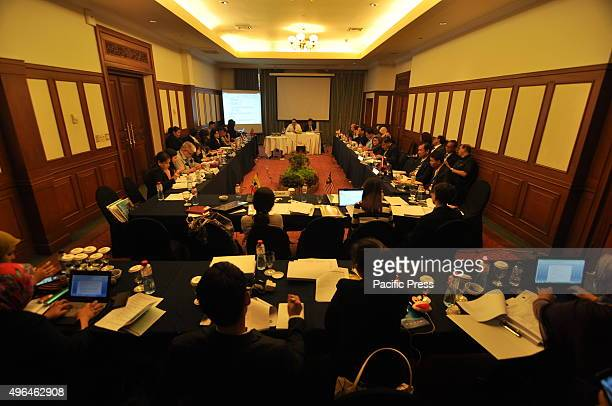 The 50th meeting of AseanCoci is a joint committee in the Asean organization which takes care of the problem of culture and information ASEANCoci...